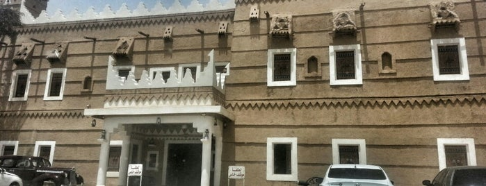 Najd Village is one of Where to Eat (Riyadh).