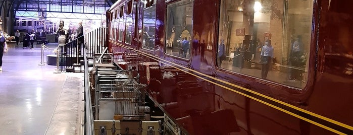 Hogwarts Express is one of Check In Out - London.