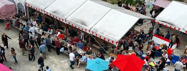 Red Market is one of London.