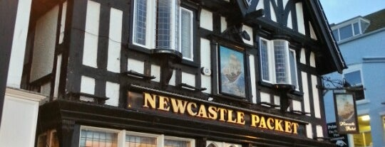 The Newcastle Packet Inn is one of Carl 님이 좋아한 장소.