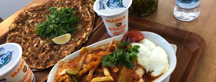 Marka Dönner is one of Fatihさんのお気に入りスポット.