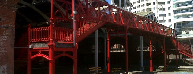 El puente de las telas is one of Rosario.