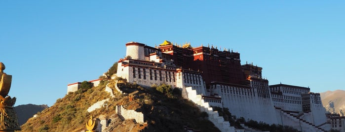 Lhasa is one of (Sort of) Capital cities of the World.
