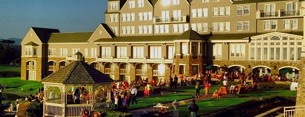 The Ritz-Carlton, Half Moon Bay is one of Lugares favoritos de Mariianne.