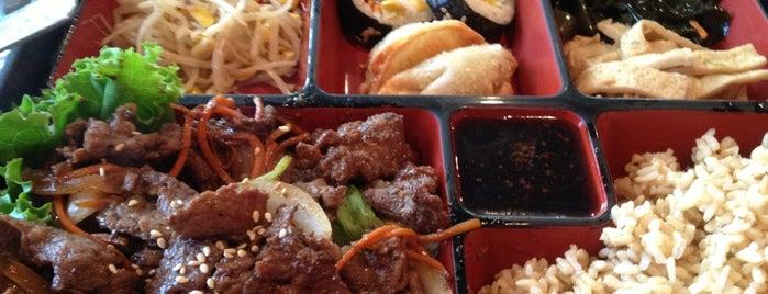 Stone Bowl Korean Restaurant is one of Asheville.