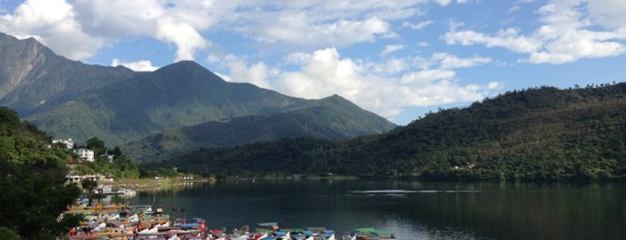 Liyu Lake is one of Lugares favoritos de 冰淇淋.