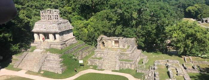 Zona Arqueológica de Palenque is one of Lugares favoritos de Cristina.