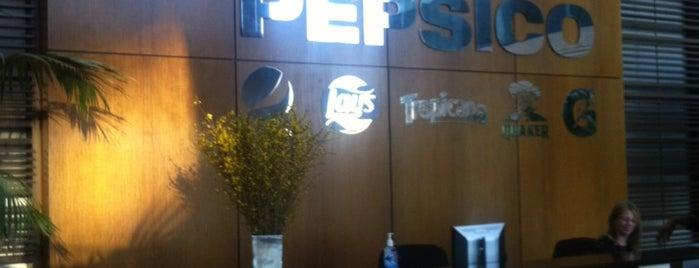 PepsiCo Temp HQ is one of Werk it.