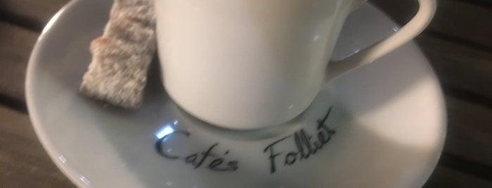 Mila Cafe & Patisseire is one of สถานที่ที่ Evren ถูกใจ.
