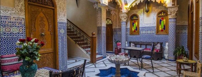 Riad Sidi Fatah is one of Rabat.