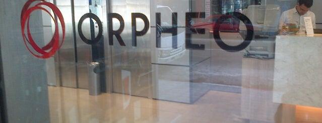 Orpheo Express Hotel is one of Montevideu.