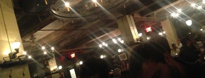 Flatiron Hall Restaurant and Beer Cellar is one of Flatiron Bucket List.