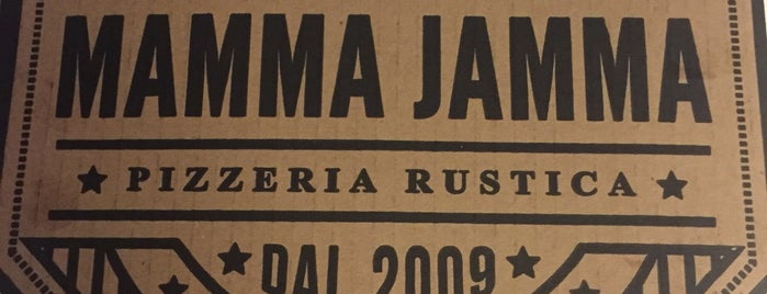 Mamma Jamma is one of Locais curtidos por Dade.