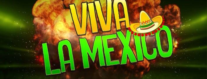 Viva Mexico is one of Mr. Huseby 💕🍀 #TJ 님이 저장한 장소.
