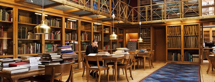 Bibliotek kroken is one of Mr. Huseby 💕🍀 #TJ 님이 저장한 장소.