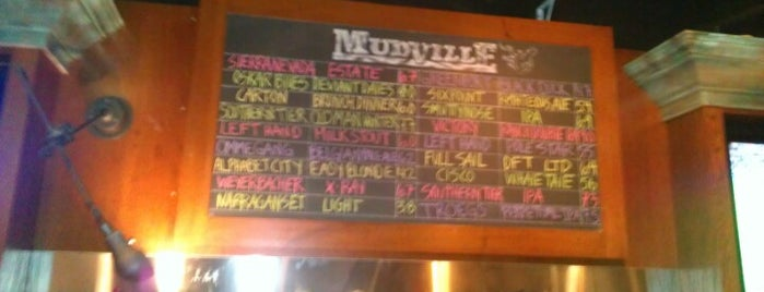 Mudville Restaurant & Tap House is one of USA NYC MAN FiDi.