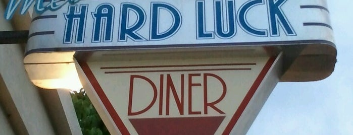 Mel's Hard Luck Diner is one of Lizzie: сохраненные места.
