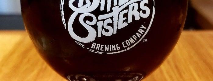 Bitter Sisters Brewing Company is one of Tempat yang Disimpan Droo.