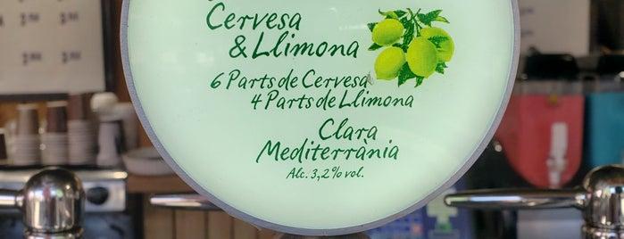 La Cerveseria Estrella Damm is one of Lieux qui ont plu à Omar.