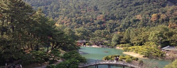 飛来峰 is one of Kojiさんの保存済みスポット.