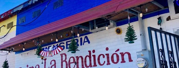 Pupuseria Reina La Bendicion is one of Nice gems outside.