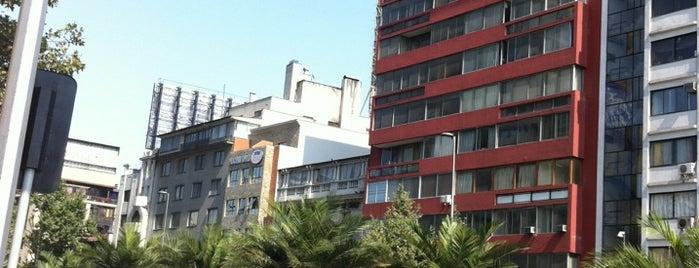 Plaza Italia is one of Minha Santiago (Chile).