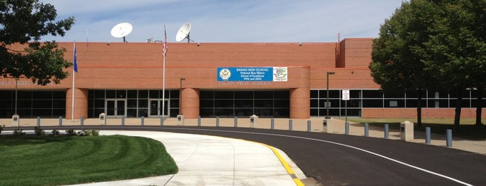 Eagan High School is one of Twin Cities High Schools.
