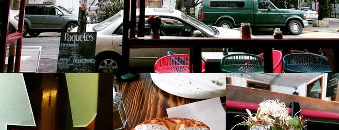 MiMu is one of Restaurantes en el DF.