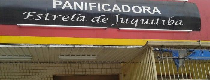Panificadora Estrela de Juquitiba is one of Lieux qui ont plu à Carlos.