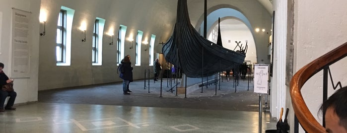 The Viking Ship Museum is one of Matt's Liked Places.