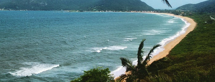 Mirante do Morro das Pedras is one of Florianópolis.