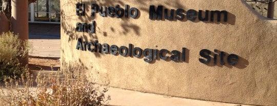 El Pueblo Museum is one of Historical Sites, Museums.