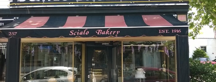 Scialo's Brothers Bakery is one of Providence.