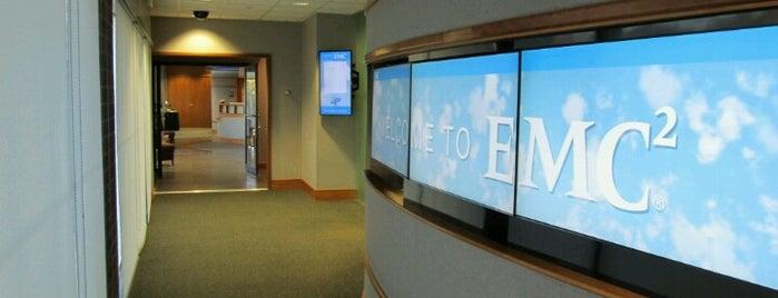 Dell EMC Executive Briefing Center is one of Vadim 님이 좋아한 장소.