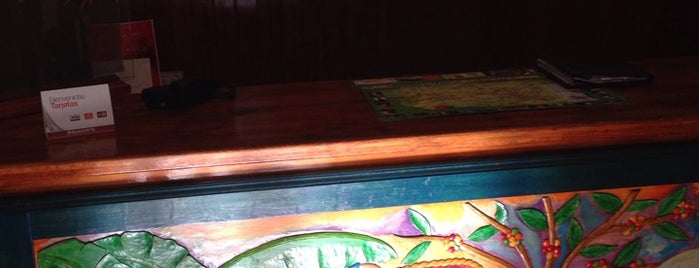 Hostal Del Cafe is one of สถานที่ที่ Eyvind ถูกใจ.