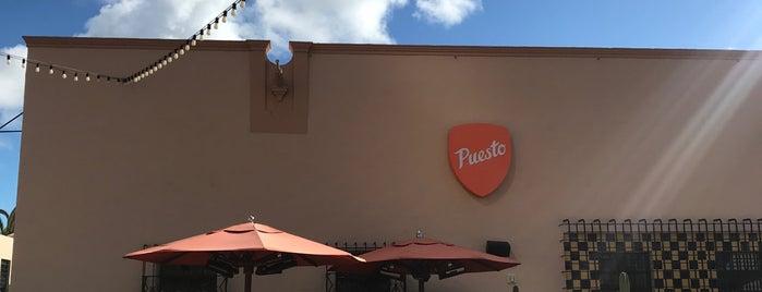 Puesto is one of Orte, die Eyvind gefallen.