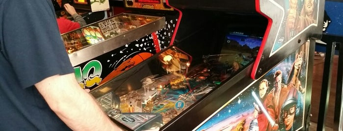 Asheville Pinball Museum is one of Asheville.