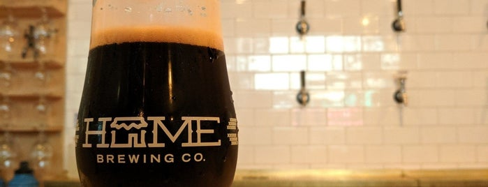 Home Brewing Co. is one of Lugares favoritos de TheDL.