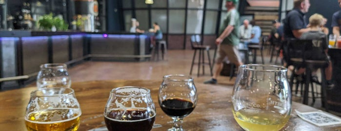 AleSmith Brewing Company is one of San d.
