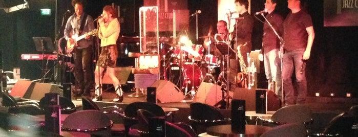 Jazz Club Étoile is one of Paris Favorites.
