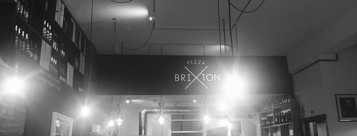 Pizza Brixton is one of LDN.