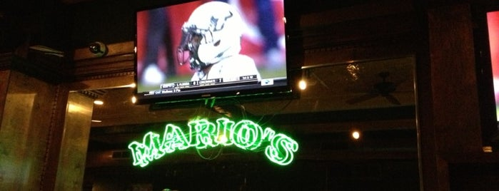 Mario's East Side Saloon is one of Pittsburgh city guide.