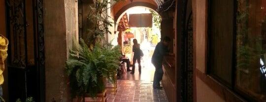Café Contento is one of San Miguel.