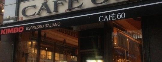 Café 60 is one of Stockholm.