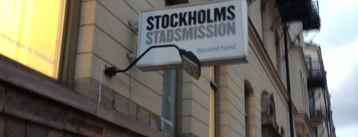 Stockholms Stadsmission is one of Lukasさんの保存済みスポット.
