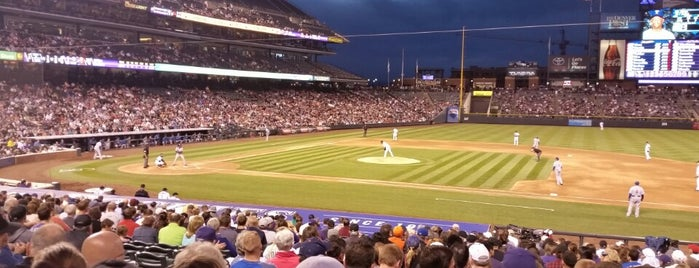 Coors Field is one of Denver Essentials.