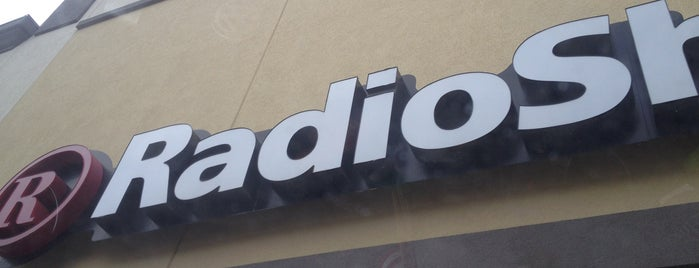 RadioShack is one of Texas's Liked Places.