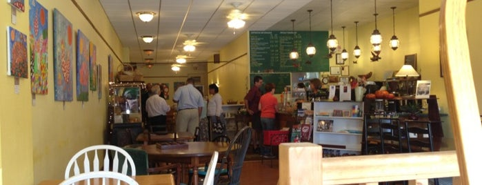 Coffee Depot is one of Va Tech..