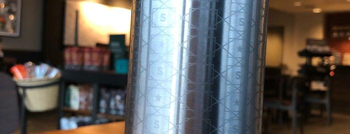 Starbucks is one of Lieux qui ont plu à Veronika.