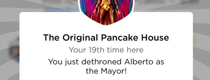 The Original Pancake House is one of Comer Salt lake city 2018.